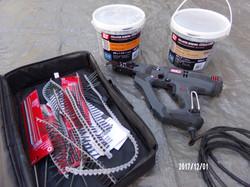SENCO COLLATED SCREW GUN
