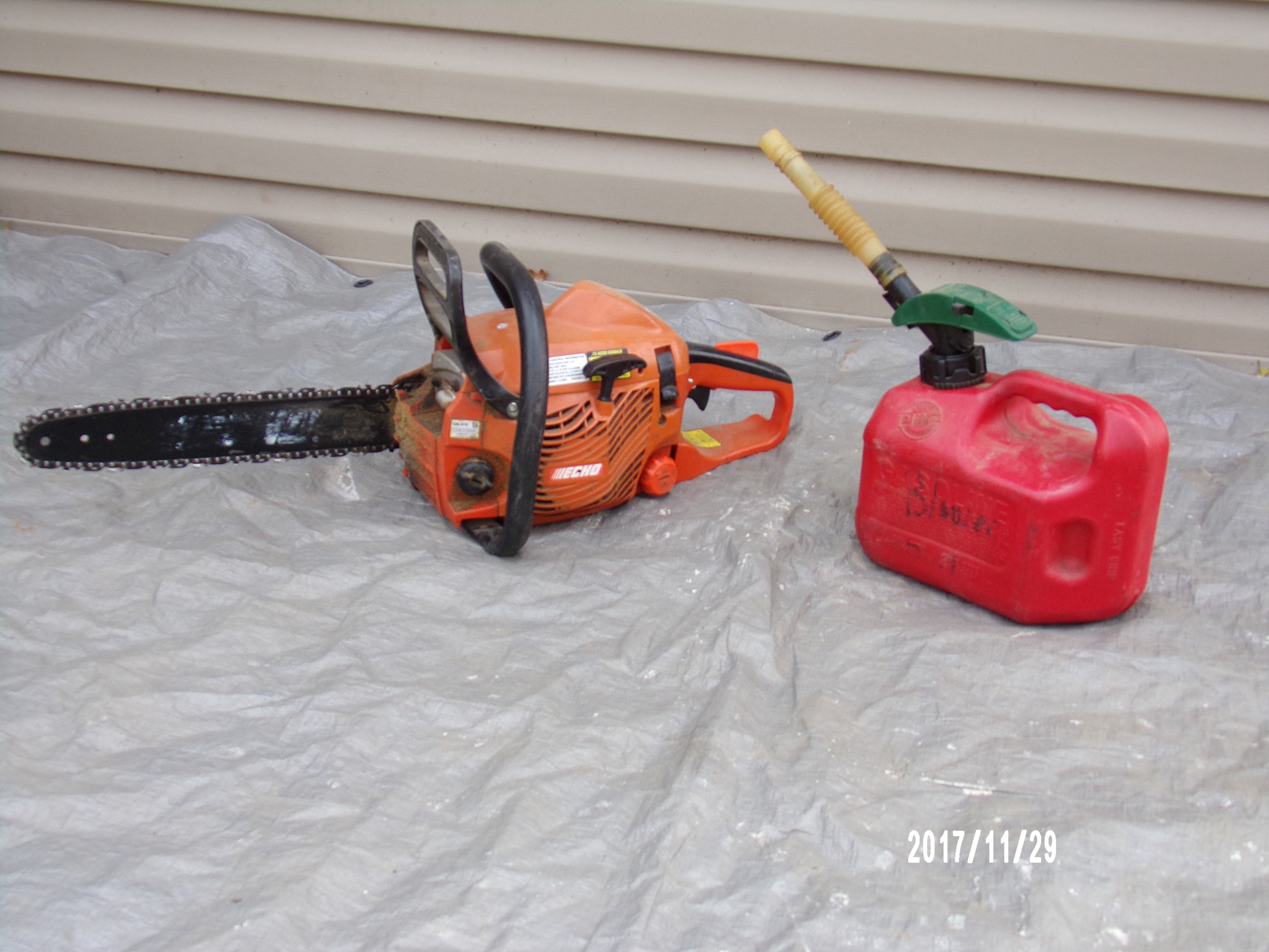 "14"" ECHO CHAINSAW (CS-310)"