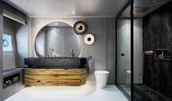 Owner Bathroom_view01