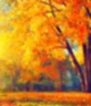 Autumn. Fall scene. Beautiful Autumnal p