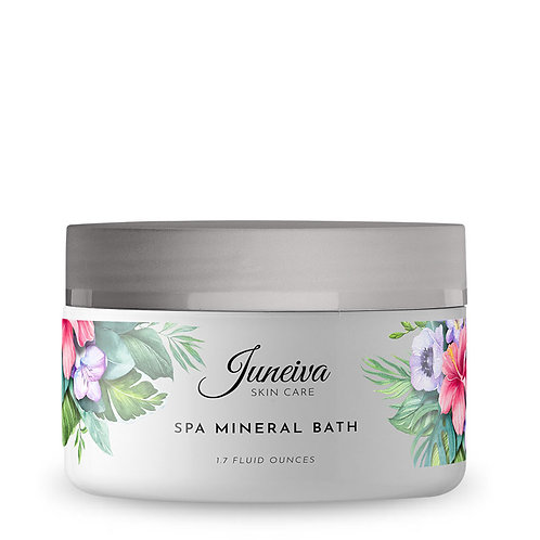 Spa Mineral Bath Scrub
