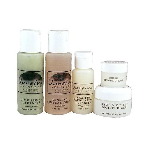 Normal/Combination Skin Ultra Natural Kit