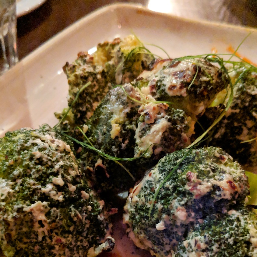 Tandoori Broccoli