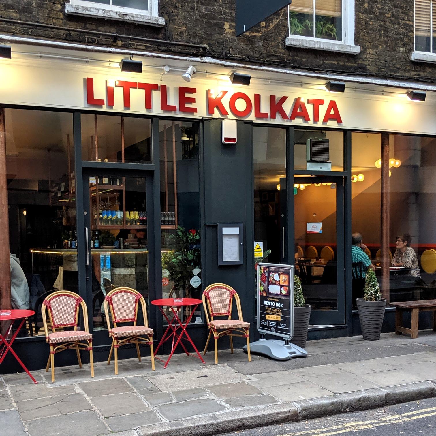 London Curry Blog | Little Kolkata | Covent Garden