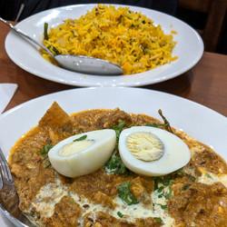Nizami Gosht & Lemon Rice