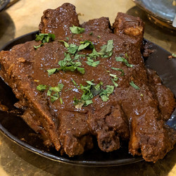 Chettinad Pork Ribs