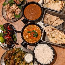 The whole feast