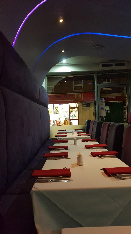 Banquette Heaven