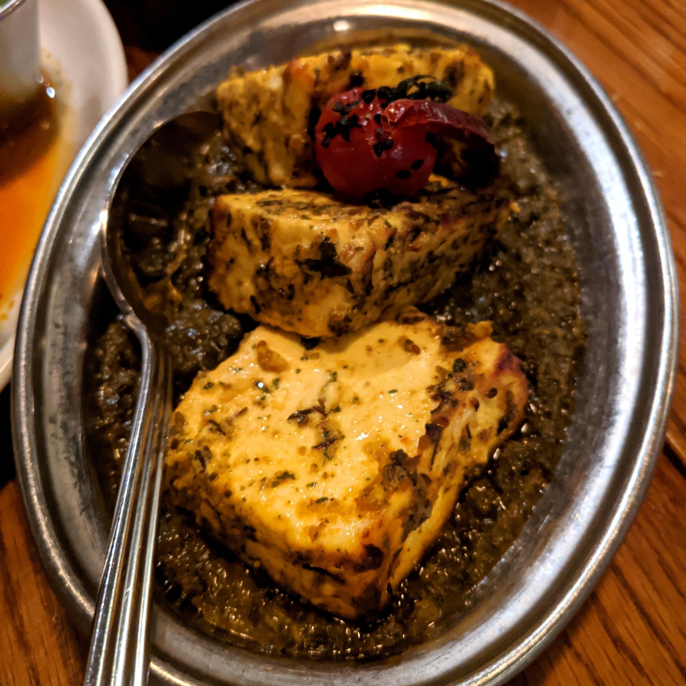 Maa's Kashmiri Lamb Chops
