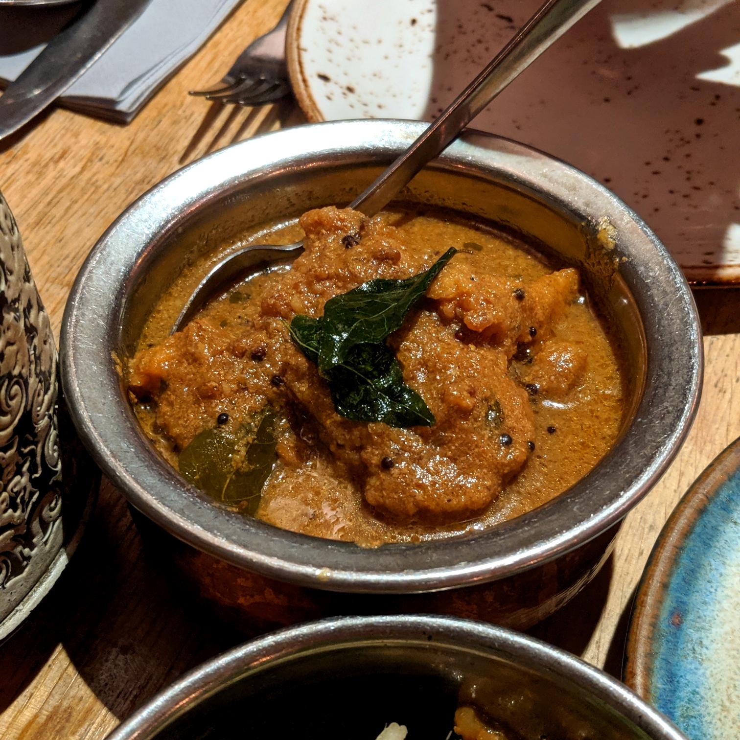 Malabari Fish Curry