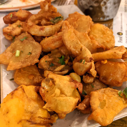 Mixed Pakoras
