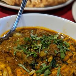 Chicken Green Bahar