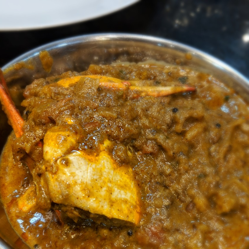 Nandu Chettinad (Crab)