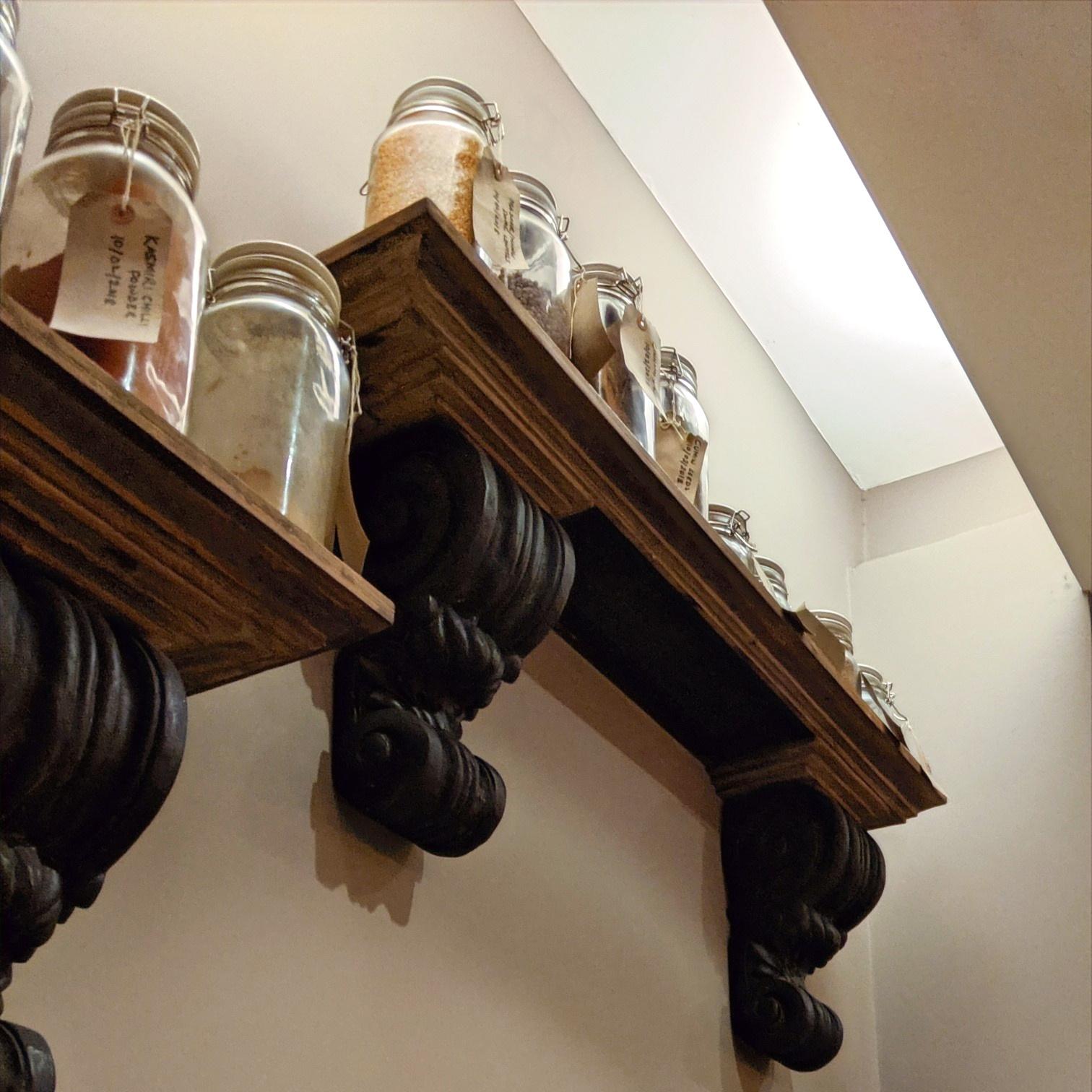 Chunky Shelves