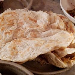 Malabar paratha
