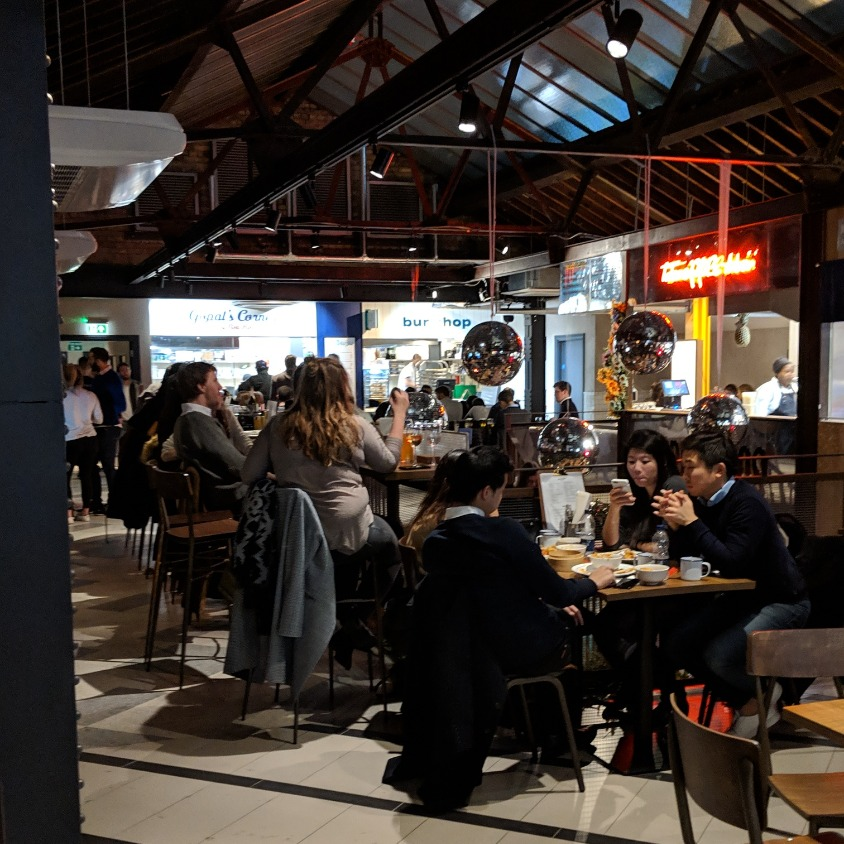 Victoria Market Halls