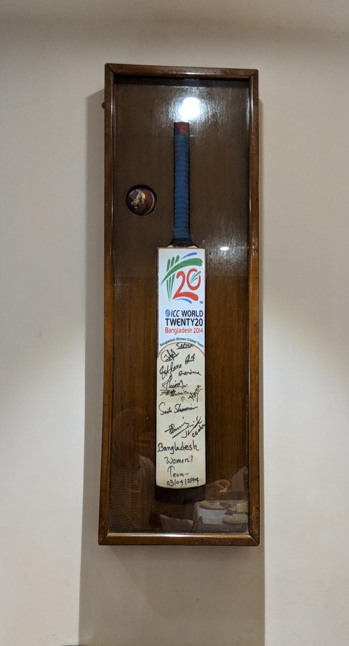 Women's T20 World Cup memorabilia