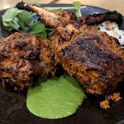 Pudhina Lamb Chops