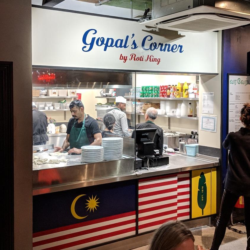 Gopal's Corner