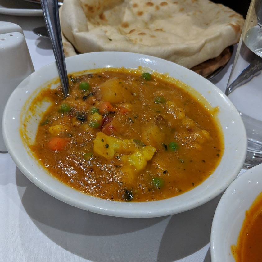 Biryani side dish