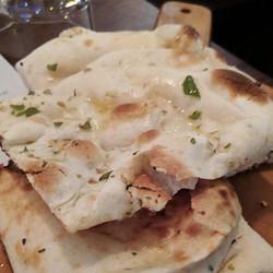 Garlic & Chilli Naan