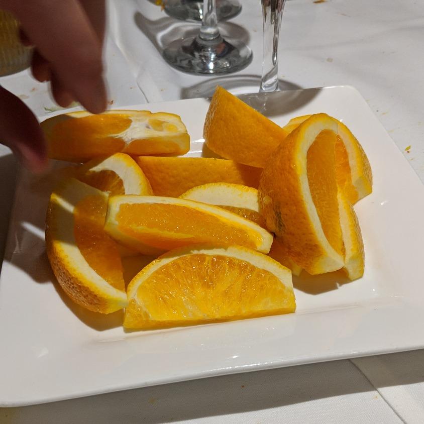 Full-time oranges