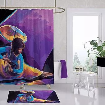 Designer Shower Curations