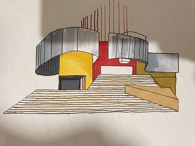 סטוצ - מכינה גבוהה לעיצוב | עיצוב פנים אדריכלות וארכיטקטורה