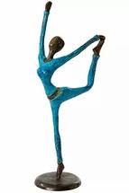 Burkina Bronze Sculptures