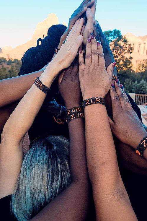 Team ZURI bracelet