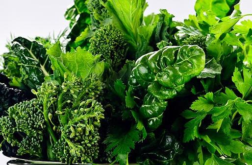 MIND Diet - Leafy Greens!