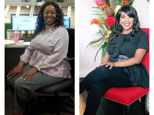 I lost 60 lbs and became a wellness coach!