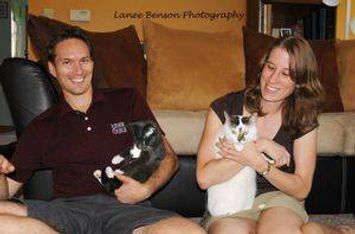 Cici: Blind kitty finds forever home