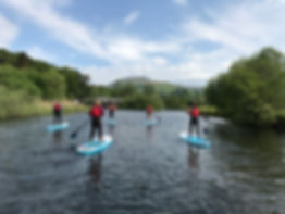 Guided SUP Tour | Lake District | LakeSUP