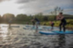 SUP-FIT sessions | Lake District | LakeSUP