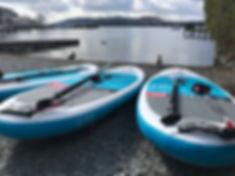 LakeSUP SUP Hire   Lake District