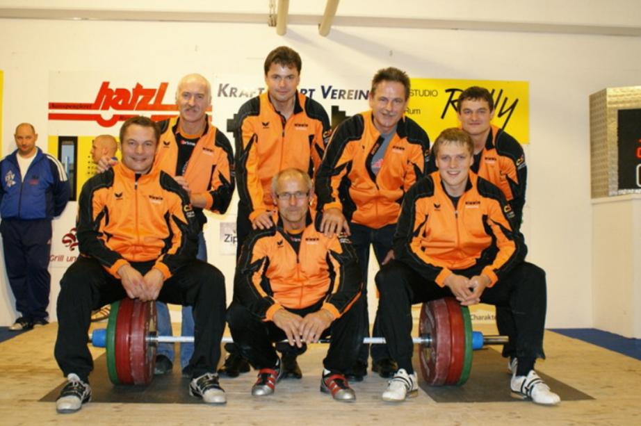 Mannschaft 2010