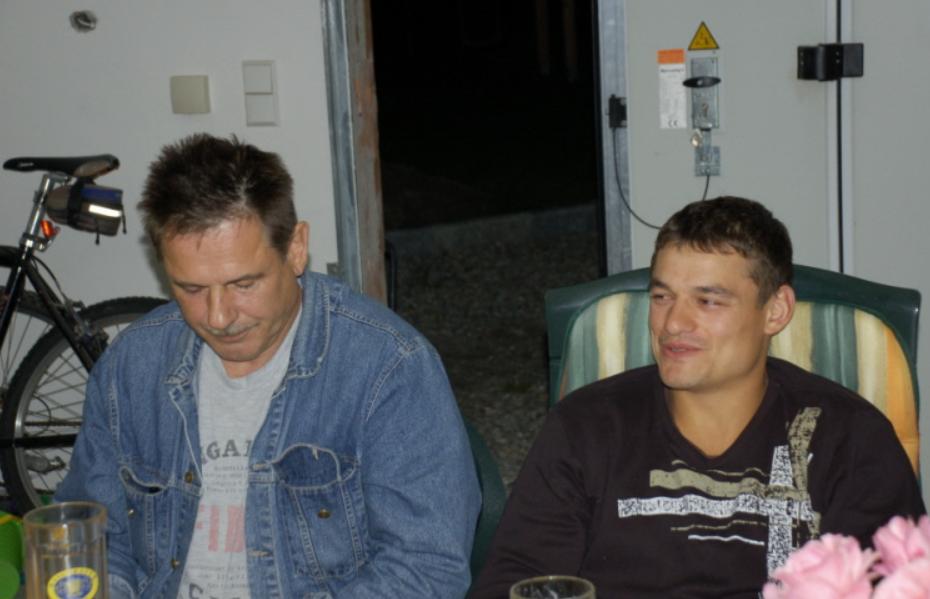 Garagenfeier bei Andi 3