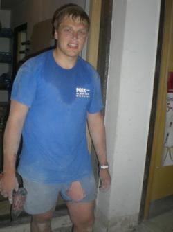 Renovierungsarbeiten - Chris