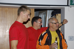 Peter, Franz, Hans