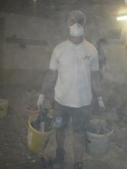 Renovierungsarbeiten - Heinz