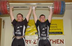Andi & Martin beim Duostemmen 258kg2