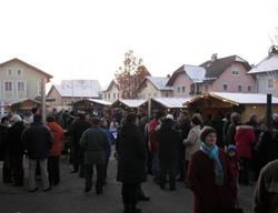 Weihnachtsmarkt Weng