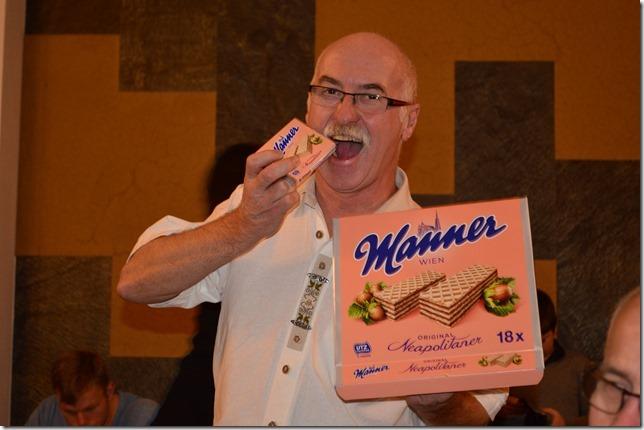 Mr. Tombola Heinz