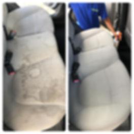 interior de auto