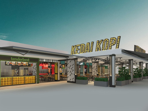 KEDAI KOPI, A NEW COFFEESHOP CONCEPT BY TENDERFRESH & KIMLY GROUP TO OPEN AT CLEMENTI ON 28th DEC