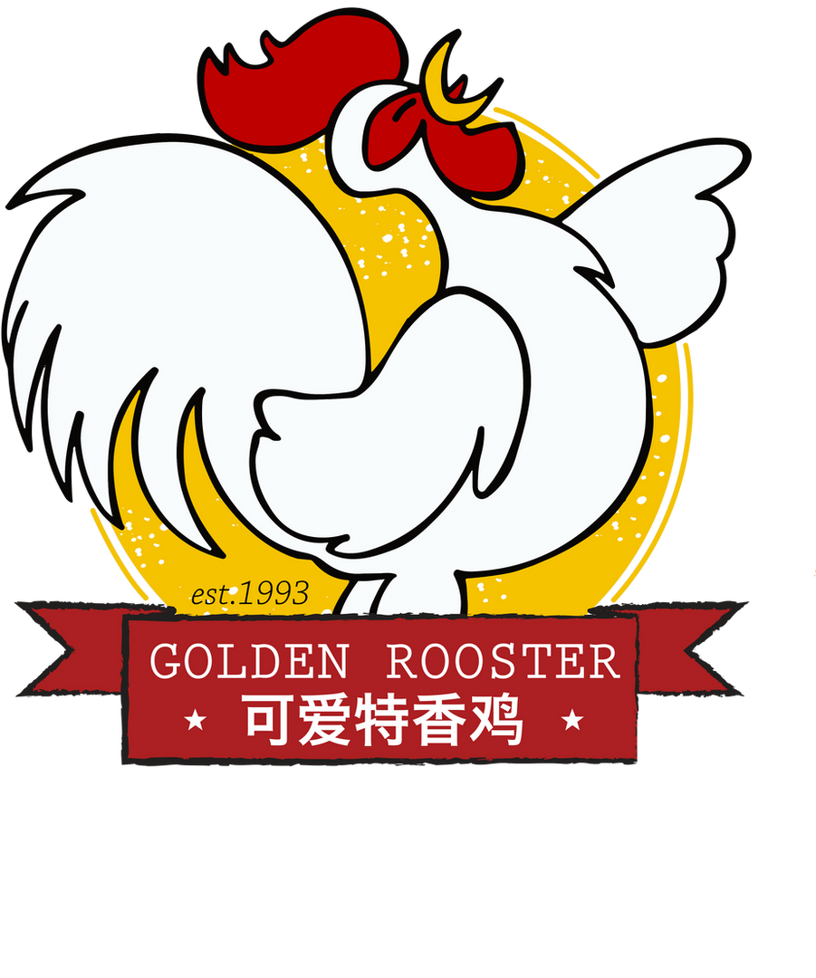 Golden Rooster Logo