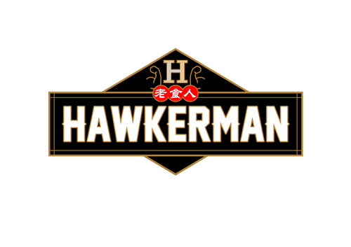 Hawkerman Logo