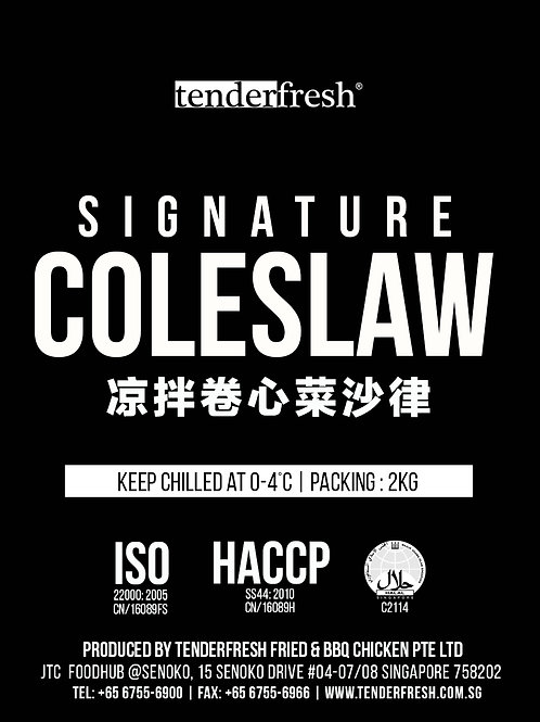 Signature Coleslaw