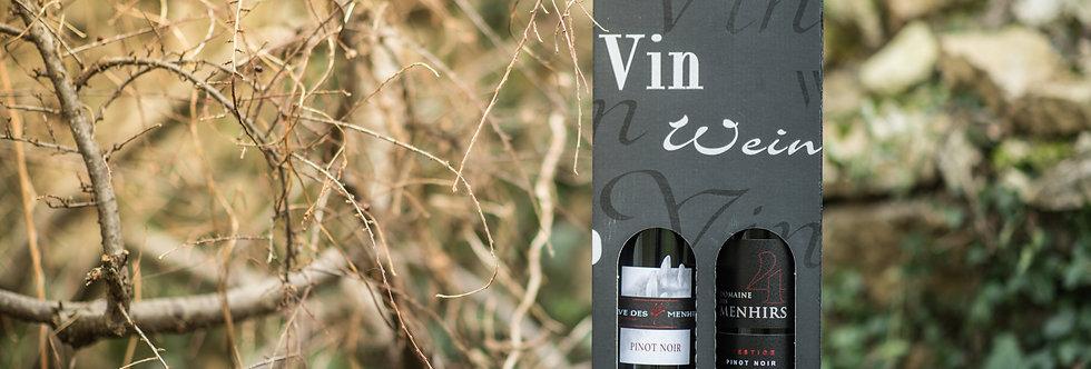 Coffret 100% Pinot Noir